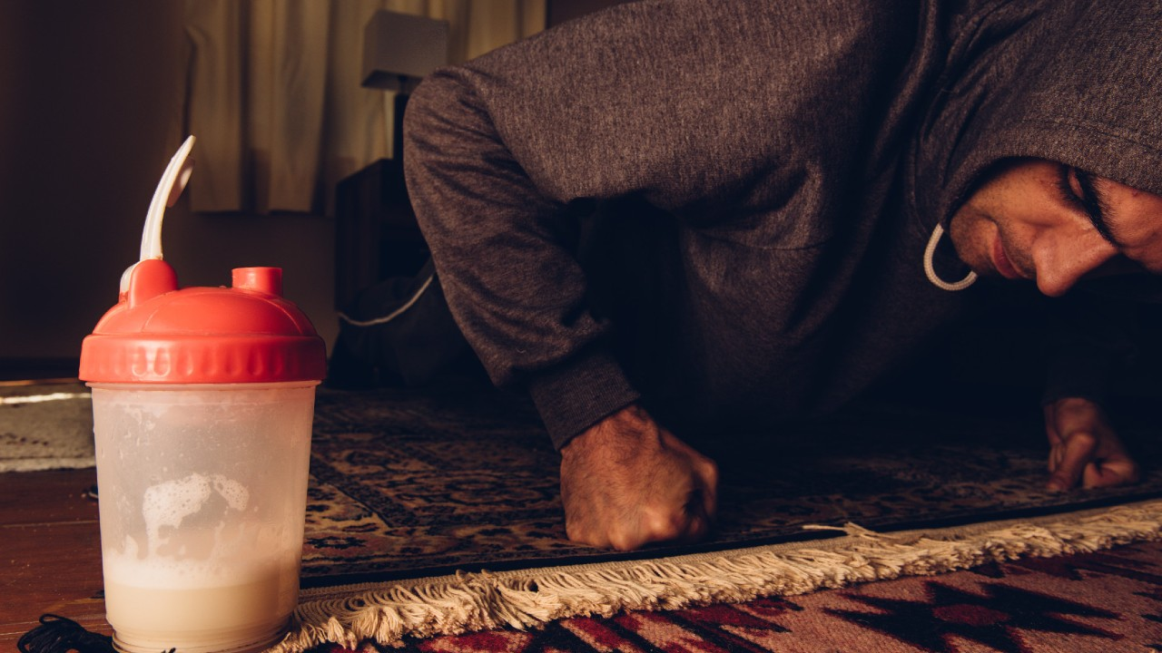 Protein Shake Before A Workout Benefits